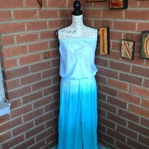 Elan Ombré Cover-up Dress